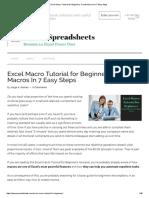 Excel Macro Tutorial for Beginners_ Create Macros in 7 Easy Steps