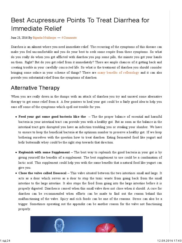 Acupressure Points Archives - Page 1 of 9 - Modern