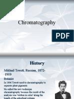 Chromatography 251 i