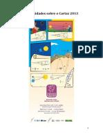 Curiosidades Sobre o Cartaz Da OBMEP 2013