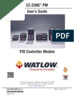 Catalogo Watlow EZ Zone Pm Pid 1