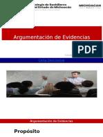 Argumentacion de Evidencias.pptx