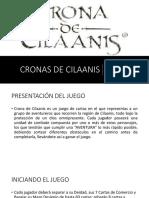 Cronas de Cilaanis