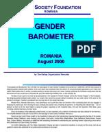 Gender Bar Om