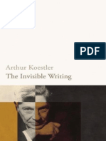 The Invisible Writing -The Second Volume of an Autobiography, 1932–40, 1954