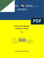 Bosna i Hercegovina%2c Izvještaj o Razvoju%2c 2015.