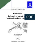 proiect CCAR melc globoidal rola.docx