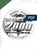 Dester Park 2000 B.C. Horse Racing
