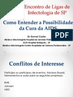 Cura Da Aids Durval Costa SPI 2016