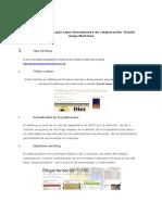 Uso Del Blog de Aula Como Herramienta de Colaboración