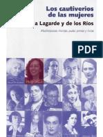 Lagarde, Marcela, Los Cautiverios de Las Mujeres PDF