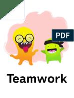 Poster - Teamwork