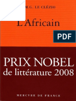 L'Africain-J.M.G. Le Clezio