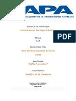 Tarea 1-3 de Analis de La Conducta. (1)