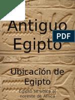 3. Cultura Egipcia