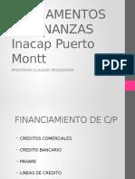 Fundamentos de Finanzas Clas 8