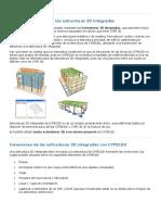 Aspectos Generales de Las Estructuras 3D Integradas