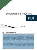 Evaluacion Financiera de Proyectos Casos