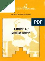 Gramsci y La Izquierda Europea
