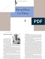 Tolstoy - War and Peace