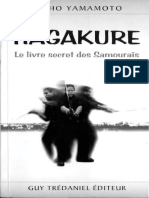 Yamamoto Jocho - Hagakure Le Livre Secret Des Samourais