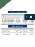 IBCSEP cronograma