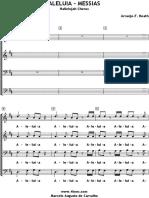 aleluya haendel cuarteto.pdf