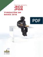 Bases El Barco Vapor 2018