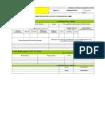 FT-SST-100 Formato Resgistro de Solicitud y Autorización Del Cambio