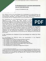 Altenmueller_Nilpferd Und Papyrusdickicht in Den Gräbern Des Alten Reiches-1989