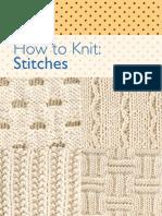 Stitches Knitting