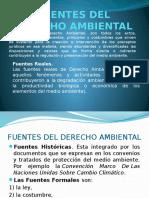 Fuentes Del Derecho Ambiental