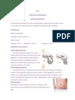Cirugías Generales Medico q
