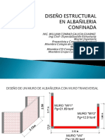 Masonry Course_Part 04_Diseño Albañileria Aplicación