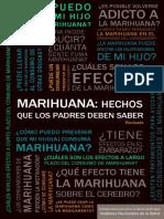 Marijuana Hechos Que Los Padres Deben Saber Marzo2014