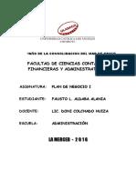 2T-Actividad de if II Unidad_plan de Negocios_fausto_uladech