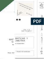 Geometria Para La Construccion, Sena
