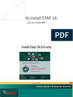 Etap 1 User Guide: Operation Technology, Inc
