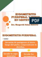 Endometritis Puerperal y Sepsis en Obstetricia