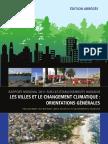 Ville Et Changements Climatiques