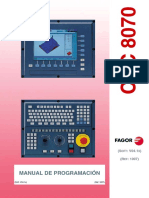 Manual CNC 8070
