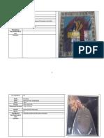 Fichas de Registro Coleccion Pictorica