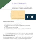 Lectura e interpretación de gráficos