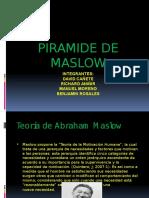 Teoria de Maslow Trabajo 2