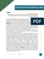04-Lectura 2 Las otras funciones del masculino Revista Donde dice Oct - Dic 2006.pdf