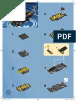 mini batmobile instructions