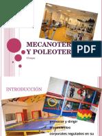 mecanoterapiaypoleoterapiafinal-120328061829-phpapp01