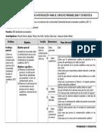 MODELO Matriz Consistencia Investigación 2016