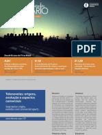 Telenovelas - Origens, Evolução e Aspectos Comerciais