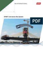 Dsi Dywidag Dyna Link Anchor Box System En